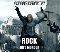 Rock on, Boromir!!!