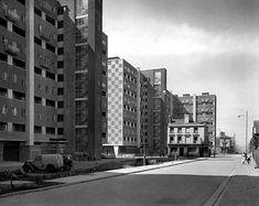 1958 Oak and Eldon Gardens, Birkenhead.
