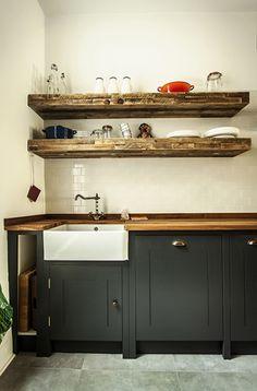 The W10 Kitchen By British Standard
