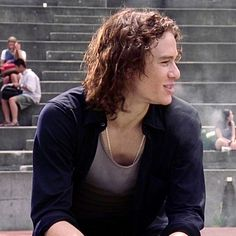Heath Ledger is my Life | vintagesalt:   10 Things I Hate About You (dir....