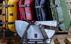 Chrome Elements Limited Edition Messenger Bags and Backpacks | Chrome Industries