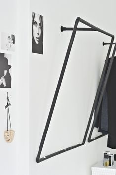 A minimal open wardrobe diy for your bedroom - DIY home decor - Your DIY Family . - A minimal open wardrobe diy for your bedroom – DIY home decor – Your DIY Family Source by - Small Bedroom Storage, Ikea Storage, Ikea Small Bedroom, Storage Ideas, Diy Wardrobe, Small Wardrobe, Wardrobe Ideas, Hanging Wardrobe, Wardrobe Rack