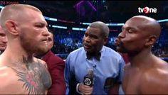 The Phenomenal Fight: Mayweather vs McGregor - [FULL]