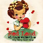 Vintage Valentines from Red Lead