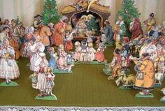 papirove-betlemy.sweb.cz Czech Republic, Praha, Seasons, Advent, Artist, Christmas, Painting, Holidays, Paper Mache