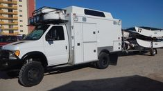 Converted Ambulance van with Aluminess front bumper! 4x4 Camper Van, Tiny Camper, 4x4 Van, Ambulance, Camper Air Conditioner, Truck Camper Shells, Homemade Camper, Teardrop Camper Trailer, Camper Awnings