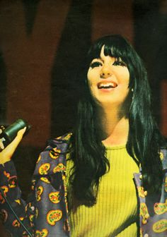 Cher. Photo by Transworld Feature Syndicate Inc.