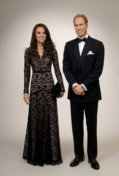 TEMPERLEY LONDON FEATURES AT MADAME TUSSAUDS   DRESSING THE DUCHESS OF CAMBRIDGE WAX FIGURE    Temperley London is honored to have worked with Madame Tussauds to dress the new Catherine Duchess of Cambridge figure.  The Temperley London figure will be part of a set of four launching globally.  Our figure is dressed in the custom made black lace gown, inspired by the Pre Fall 2012 Long Ariel Gown, worn by the Duchess to the War Horse premiere on the eve of her 30th birthday in January this…