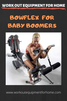 The Bowflex combines aerobic and strength training with a smooth pulley and power rod resistance system tha tis easy set up. Home Workout Equipment, Pulley, Aerobics, Strength Training, At Home Workouts, Smooth, Fitness, Easy, Home Workouts
