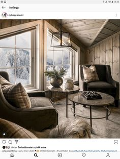 Mountain Interior Design, Rustic Bedroom, Cabin Style, Cozy House, Cottage Interiors, Interior Design, House Interior, Cabin Living, Mountain Interiors