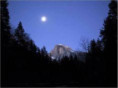 Yosemite National Park in Yosemite, Calif.