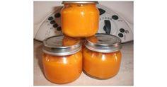 Omogeneizzato Arancione ( carota e zucca)