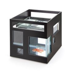 Fishhotel Fishbowl Black now featured on Fab.