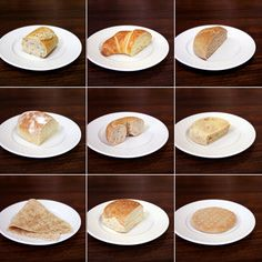 Learn what 100 calories of bread looks like #EATRUGGED