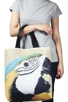 Comprar bolsa-estampada-com-imagem-de-arara-usenatureza