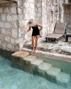 Architecture Renovation, Piscina Interior, Small Pools, Dream Pools, Plunge Pool, Pool Designs, Water Features, Beautiful Places, Backyard