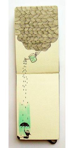 ...seguir adelante a pesar que alguna vez sientas que el mundo te caiga encima, siempre la esperanza permanecerá! *-^