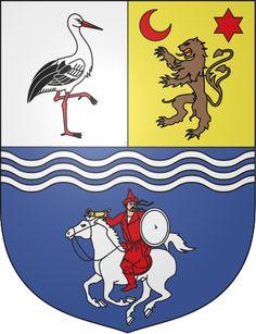 Coat of arms of Jász-Nagykun-Szolnok County