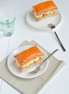 Oranje tompouce #koningsdag #hema