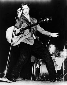 Het leven van Elvis Presley in beeld