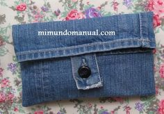 Mimundomanual: Manualidades:como reciclar jeans viejos