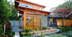 Georgie Awards® - Frits de Vries Architect Ltd. Architecture Building Design, Beautiful Architecture, Vancouver Real Estate, Backyard Studio, Coach House, Rental Property, Building A House, New Homes, House Design