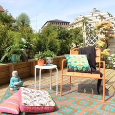 Colorful outdoor inspiration