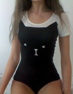 Sirenlondon — little meow bodysuit