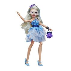 Disney Descendants Jewel-bilee Evie Ally Auradon Prep - Most Wanted Christmas Toys Disney Descendants Dolls, Descendants Wicked World, Disney Dolls, Ever After High Toys, Art Style Challenge, Mal And Evie, Decendants, Mattel Dolls, Cute Toys