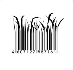 Barcode Art on Behance