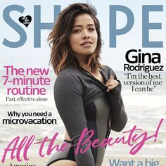 How Gina Taps Into Her Grit