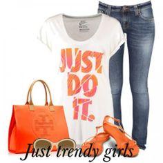 Summer wear in block colors   Just Trendy Girls