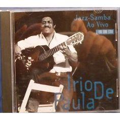 Jazz-Samba Ao Vivo - Irio De Paula