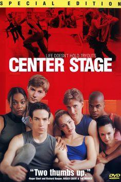 Center Stage Drama, Debra Monk, Movies To Watch, Good Movies, Scottie Thompson, Trailers, Peter Gallagher, Ballet Companies, Musica