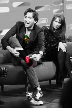 catherine tate and david tennant spoken Yes, naturally, we're talking about david tennant and catherine tate's 10th  doctor and donna team they've reprised their roles for the first.