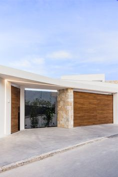 Ideas House Rustic Modern Exterior Entrance For 2019 Front Gate Design, Door Gate Design, House Gate Design, Gate House, Fence Design, Facade House, Front Gates, Entrance Gates, House Entrance