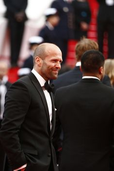 """Jason Statham Photos: """"The Expendables 3"""" Premiere - The 67th Annual Cannes Film Festival"""