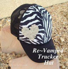 Re~Vamped Trucker hat