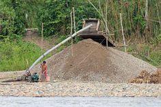 Guyana suspends #gold and diamond mining permits!