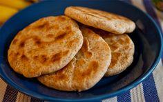 Balep korkun, Tibetan flat bread.