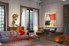 Salas de estar: sugestões para quem tem muito ou pouco espaço
