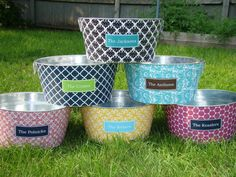 Design Your Own Personalized Party Tub - round galvanized Willow Toybin Craft Gifts, Diy Gifts, Handmade Gifts, Cute Gifts, Best Gifts, Awesome Gifts, Fun Bucket, The Jacksons, Inspirational Gifts