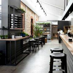 The 2013 Australian Interior Design Awards shortlist announced 28 March Australian Interior Design, Interior Design Awards, Restaurant Interior Design, Cafe Interior, Restaurants, Cafe Restaurant, Restaurant Shelving, Deli Cafe, Modern Restaurant