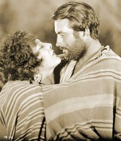 """Patsy Ruth Miller and Richard Barthelmess in """" The White Black Sheep"""" (1926)"""
