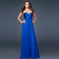 Sexy shinning Elegant Evening Dresses Sweetheart Long Formal Prom Gowns $44