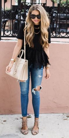 83 Lovely Outfit Ideas You Should Already Own #lovely #outfit #outfitideas #style