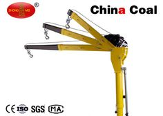 chinacoal03 diesel mini crane  Application: Mini crane is usually used on ordinary construction sites,roads,bridges projects and concrete prefabricated parts factories.