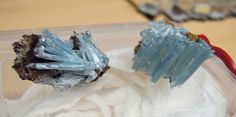Blue Barite from Morracco 1 by HaleyGottardo on DeviantArt