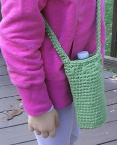 Custom Water Bottle Holder with 20 color options- Beverage Cozy- Bottle Cosy- Gifts for Hikers- Sports Gift- Crochet Holder- Bottle Straps