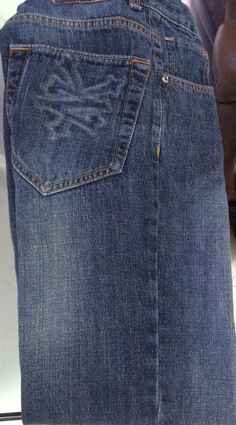Zoo York Men 29x30 Blue Jeans Great Condition #ZooYork #ClassicStraightLeg